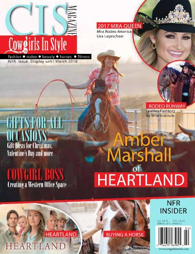 Cowgirls In Style  November 29 (2017)