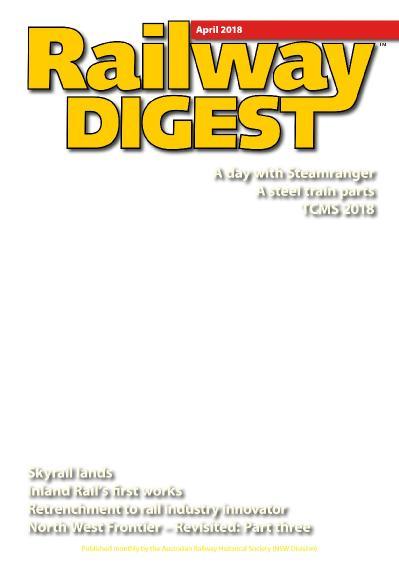 Railway Digest  April (2018)