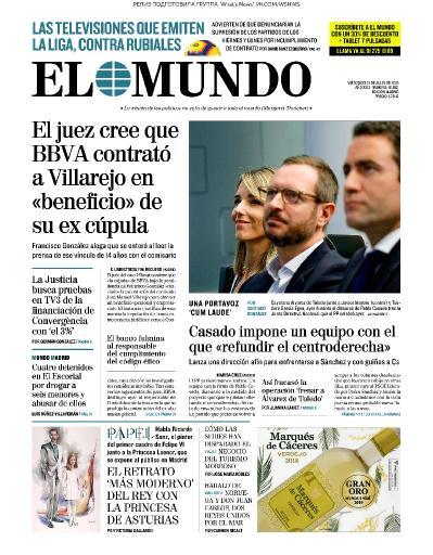 El Mundo   31 07 (2019)