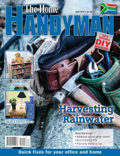 The Home Handyman   April (2018)