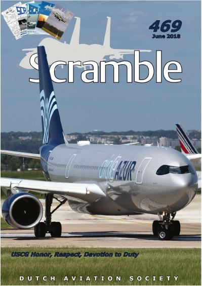 Scramble Magazine  June (2018)