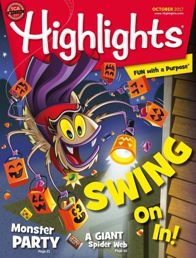Highlights for Children  October (2017)