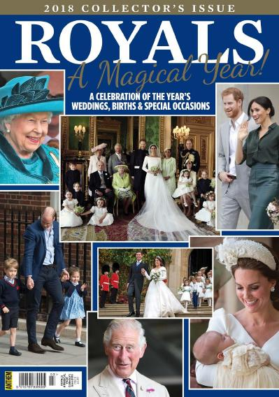 The Royal Family Specials  October (2018)