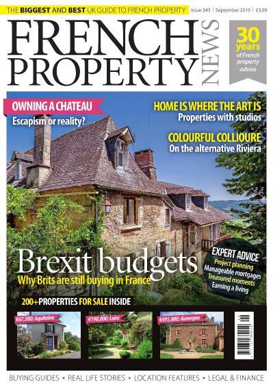 French Property News  September (2019)