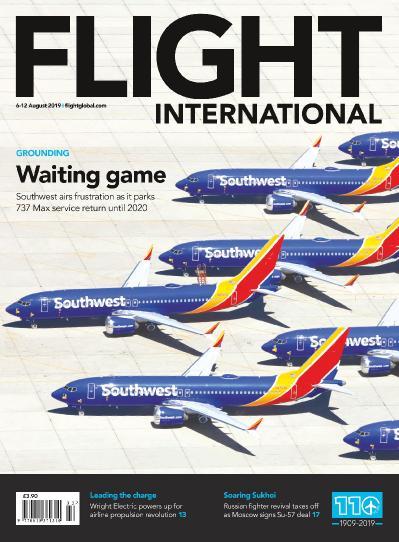 Flight International   6 August (2019)