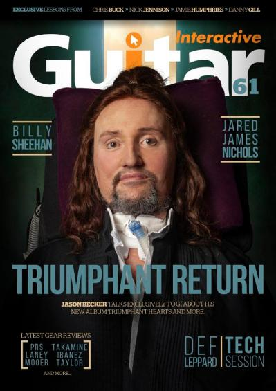 Guitar Interactive   Issue 61 (2018)