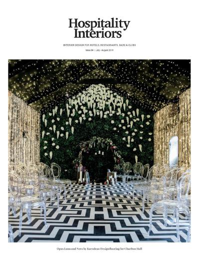 Hospitality Interiors   July August (2019)