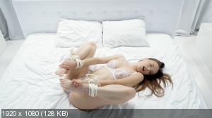 Izzy Lush - Tied up beauty [1080p]