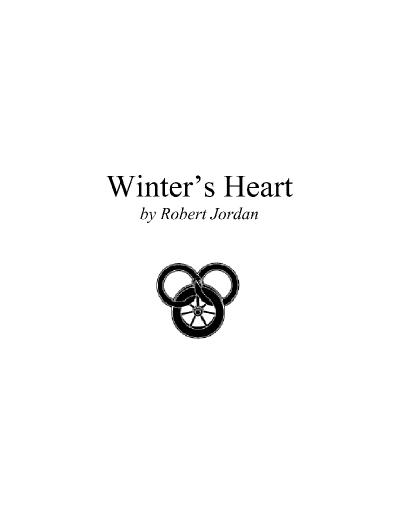 Winter's Heart Book Nine of 'The Wheel of Time'