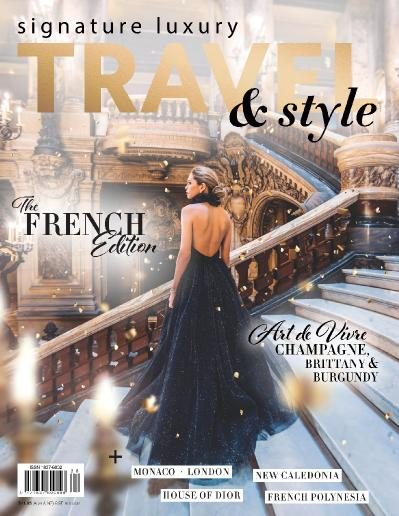 Signature Travel & & Style   April (2018)