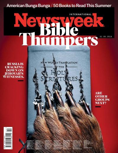 Newsweek International  01 June (2018)