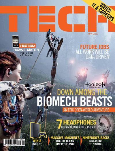 Tech Magazine May (2017)