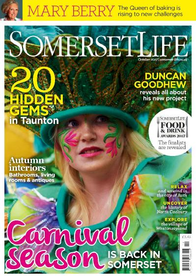 Somerset Life  October (2017)