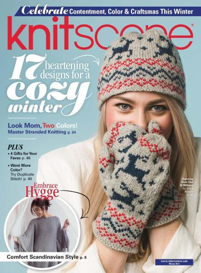 Knitscene  Winter (2017)