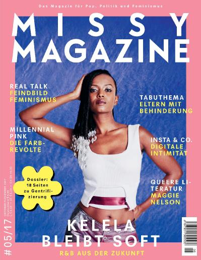 Missy Magazine  Oktober November (2017)