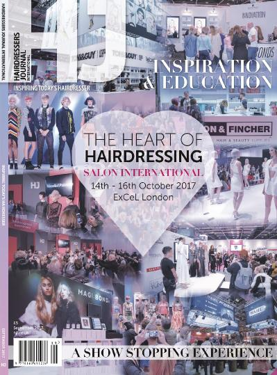 Hairdressers Journal  September (2017)