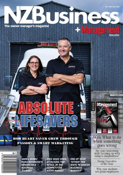NZBusiness Management  December (2017)