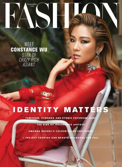 Fashion Magazine  September (2018)
