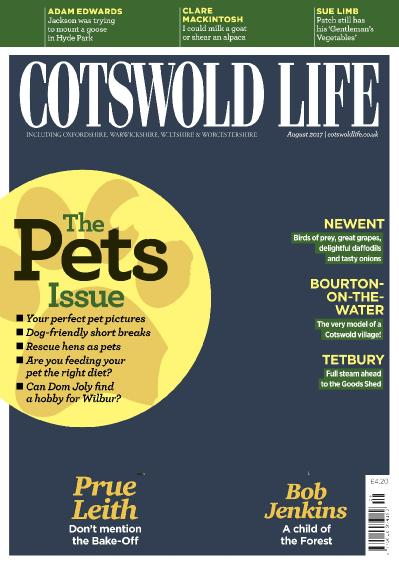 Cotswold Life  August (2017)
