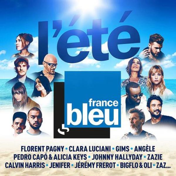 VA L Ete France Bleu 2019 WebRip  320Kbps