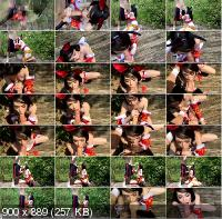 ManyVids - Emily Grey - Ahri Vs Lee Sin Part 1 Orly (FullHD/1080p/742 MB)