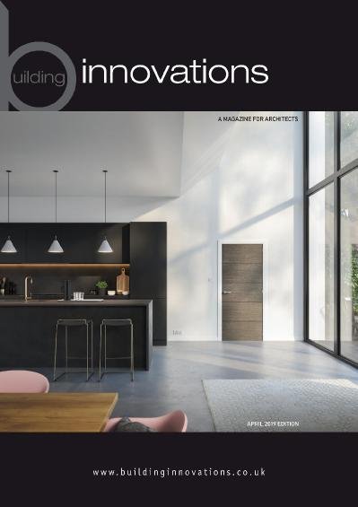 Building Innovations   April (2019)