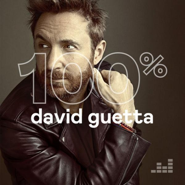 David Guetta   100% David Guetta (2019)