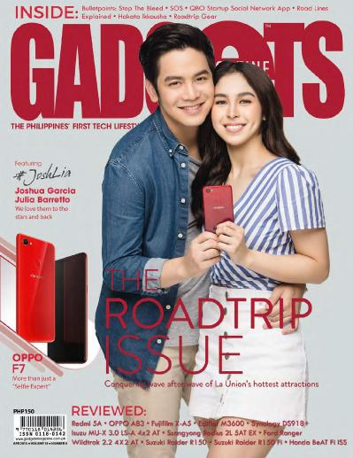 Gadgets Philippines   April (2018)
