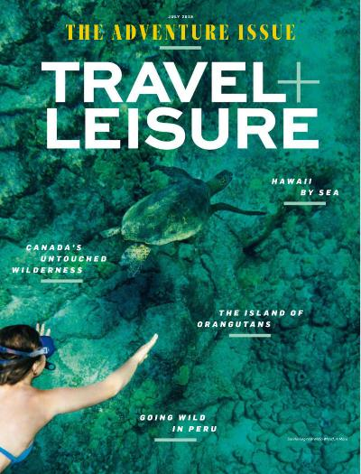 Travel Leisure USA   July (2018)