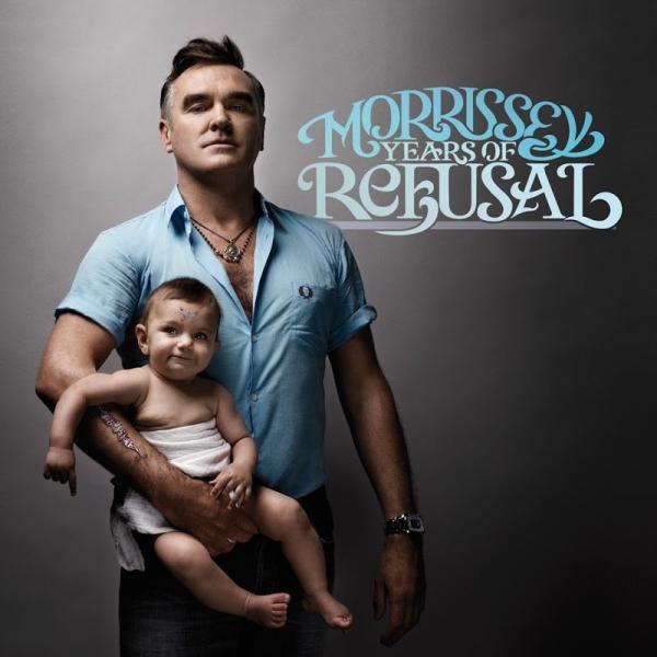 Morrissey Years Of Refusal  2019