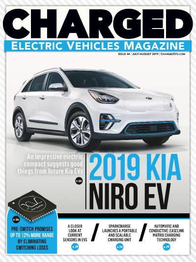 CHARGED Electric Vehicles Magazine   July August (2019)