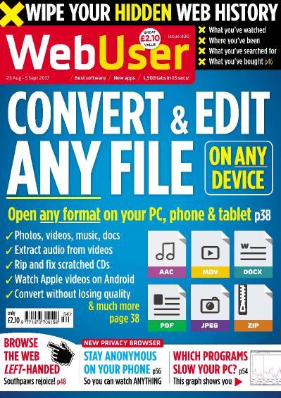 WebUser  Issue 430  23 August  5 September (2017)
