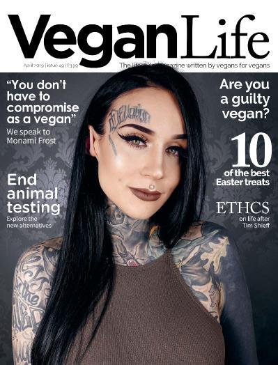 Vegan Life   April (2019)