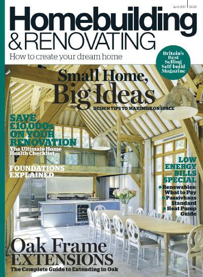 Homebuilding & & Renovating  June (2017)