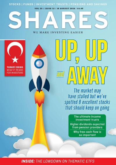 Shares Magazine  August 16 (2018)