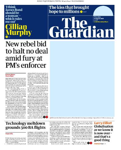 The Guardian   08 08 (2019)