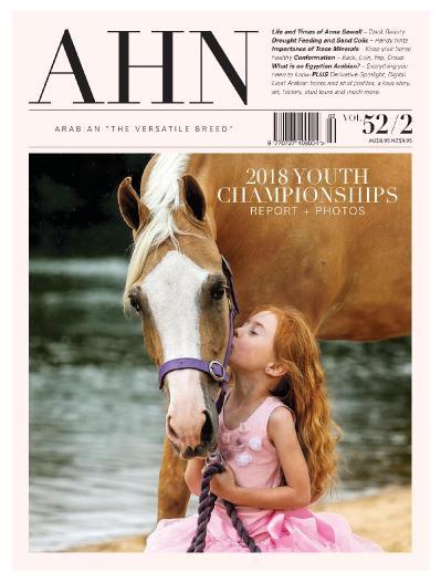 Australian Arabian Horse News  September (2018)