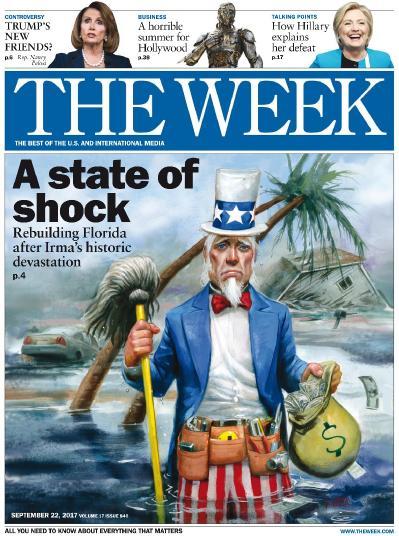 The Week USA  September 22 (2017)