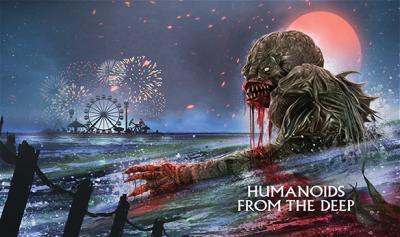 Твари из бездны (Гуманоиды из бездны) / Monster (Humanoids from the Deep) (1980) BDRemux 1080p