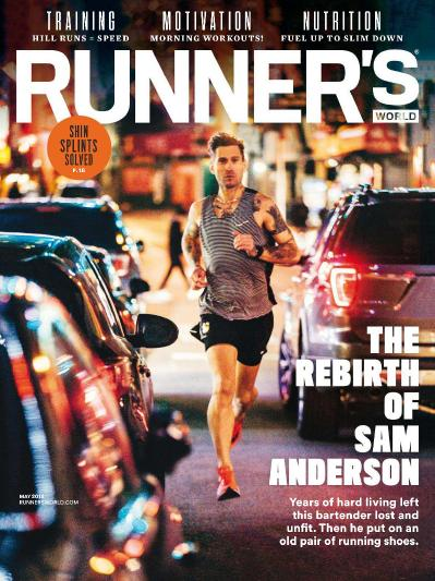 Runner ' s World USA   May (2018)