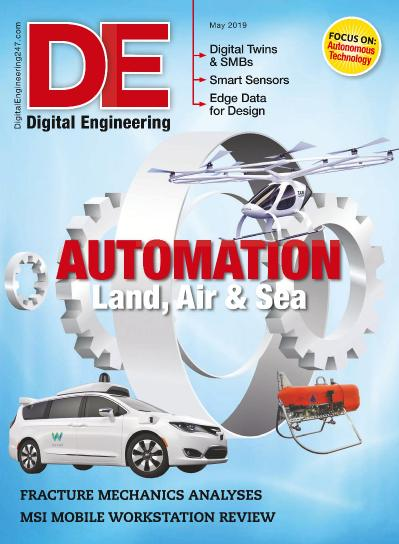 Digital Engineering   May (2019)