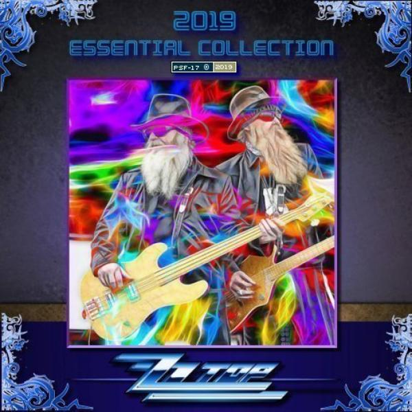 ZZ Top   Essential Collection (2019)
