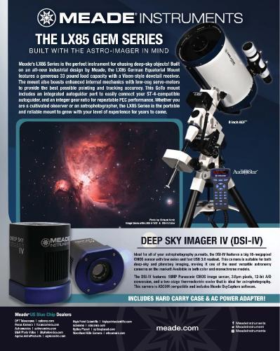 2019 10 01 Sky and Telescope