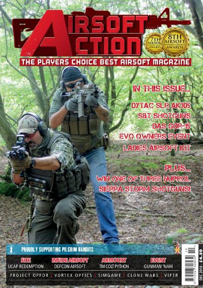 Airsoft Action  December (2018)