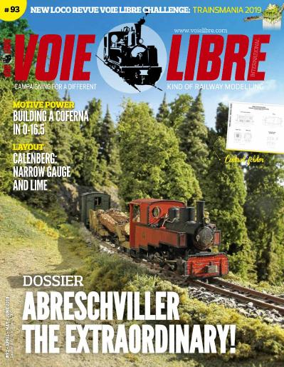 Voie Libre   April (2018)