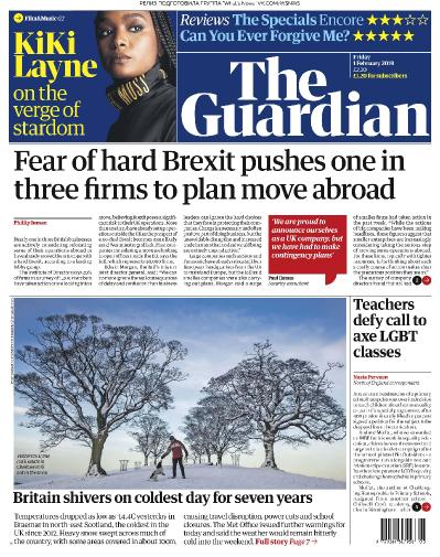 The Guardian   01 02 (2019)