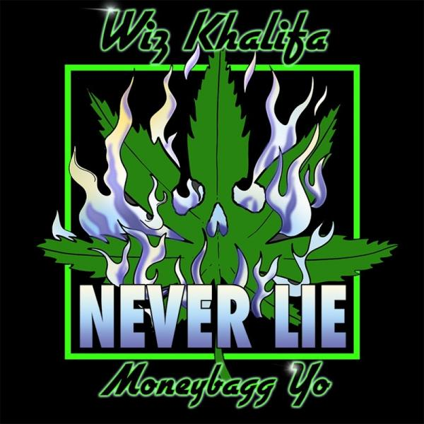 Wiz Khalifa Never Lie feat Moneybagg Yo   (2019)