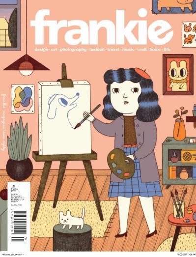 frankie Magazine  November December (2017)