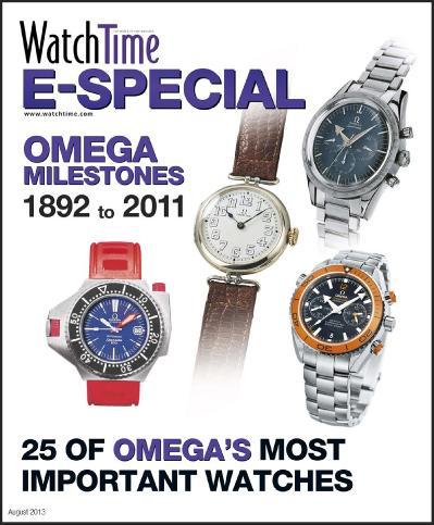 WatchTime  Omega August (2013)