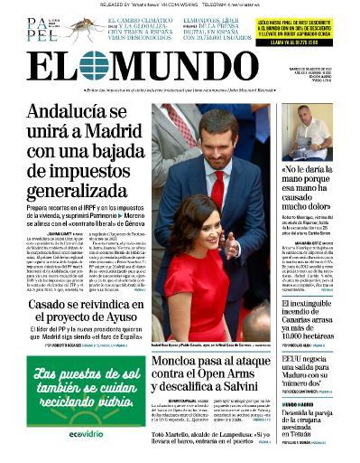 El Mundo   20 08 (2019)